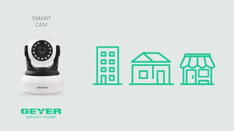 GEYER Smart IP Camera Image