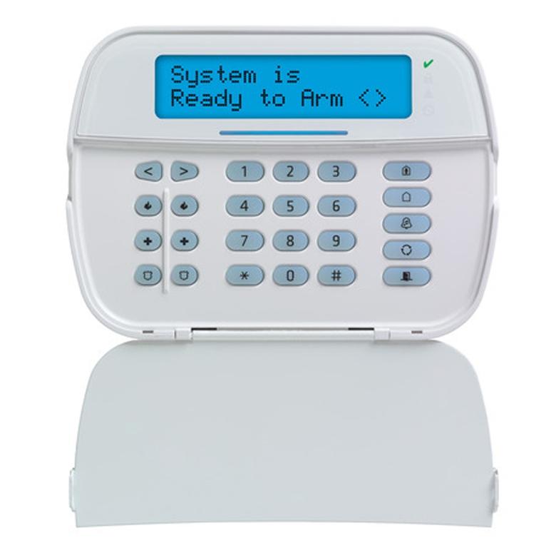 Πληκτρολόγιο με οθόνη LCD DSC-HS2LCDE6 Image