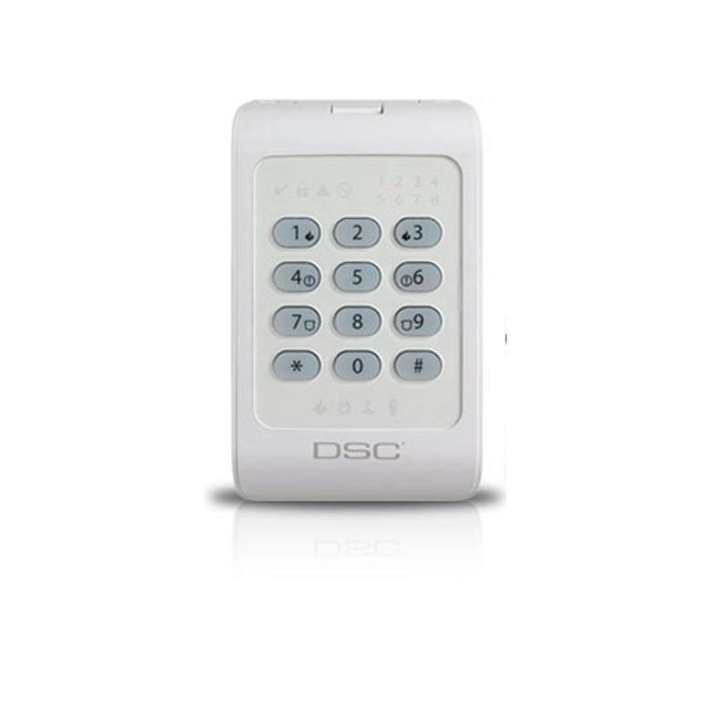 Πληκτρολόγιο LED 8 ζωνών DSC PC1404RKZ Image